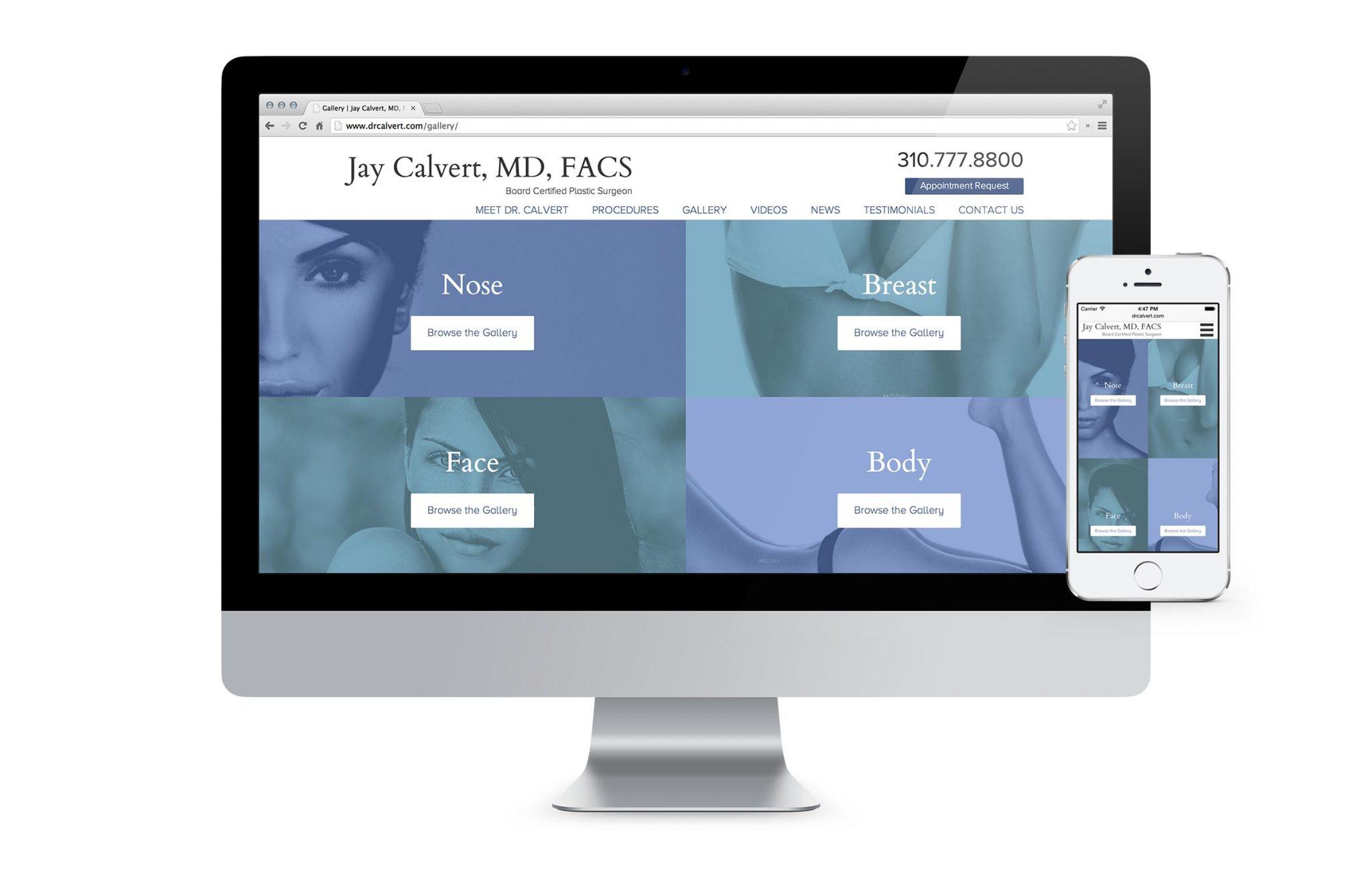 jay calvert md facs web development isimplifyme gallery
