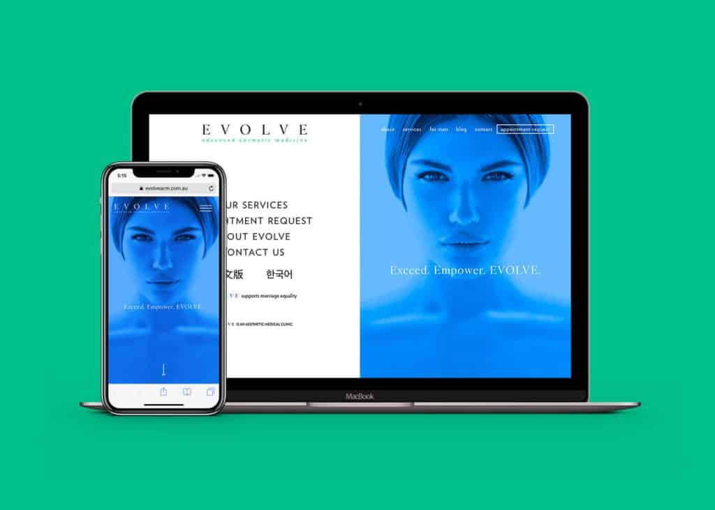 evolve advanced cosmetic medicine