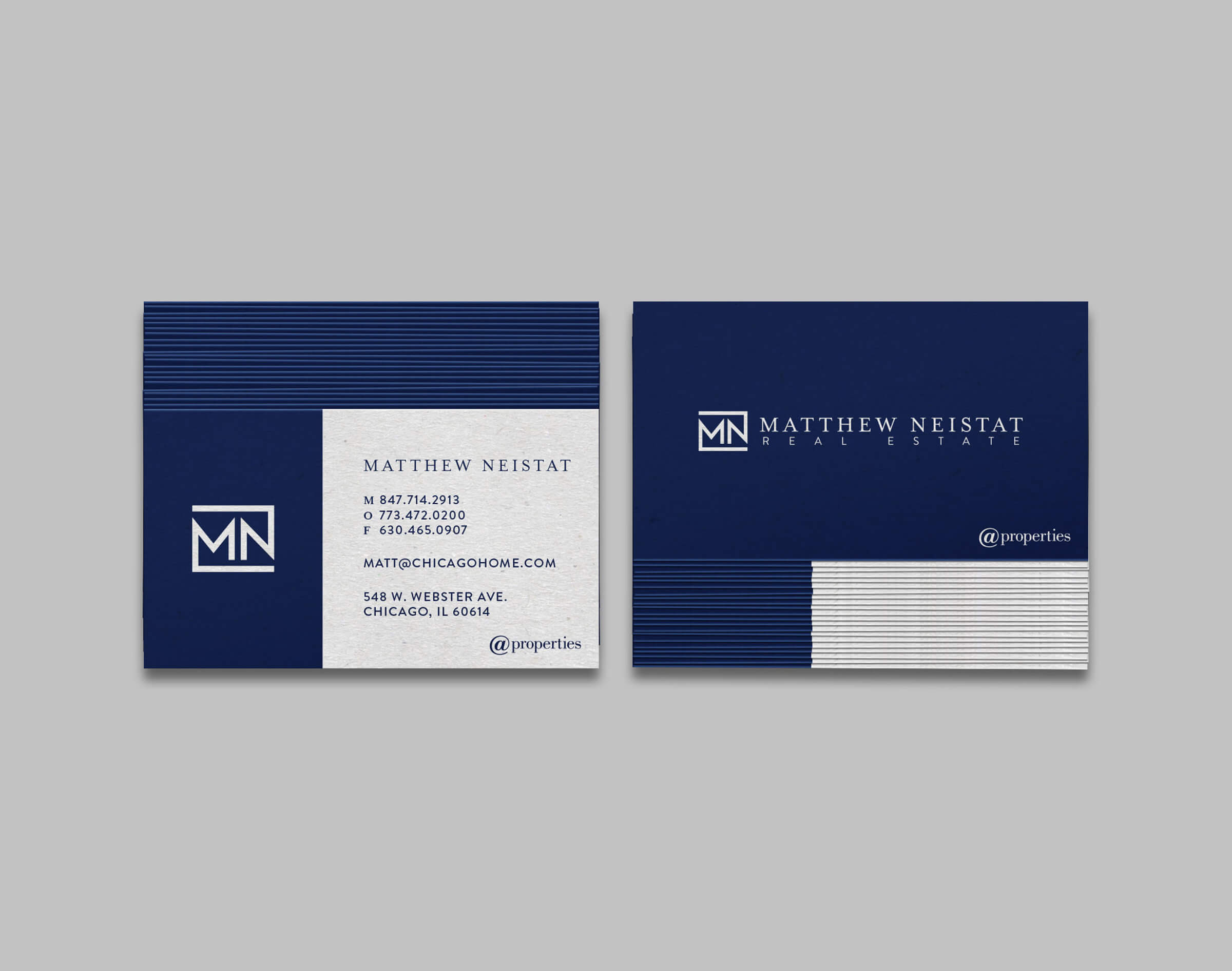 Realtor business card designs