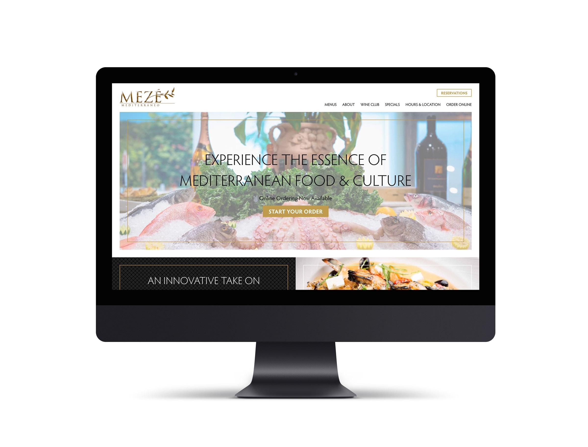 meze mediterraneo restaurant